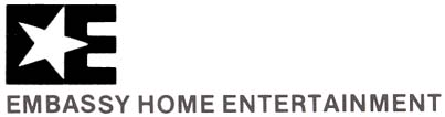 Embassy Home Entertainment logo