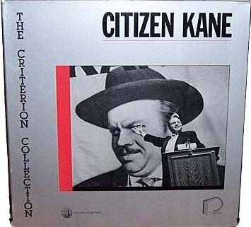 Criterion Citizen Kane